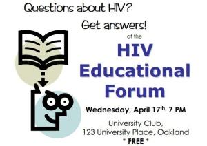 hiv forum ad