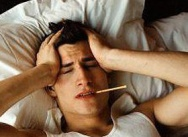 early signs of HIV infection